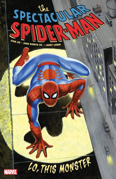 Spectacular Spider-Man - Lo, This Monster #1