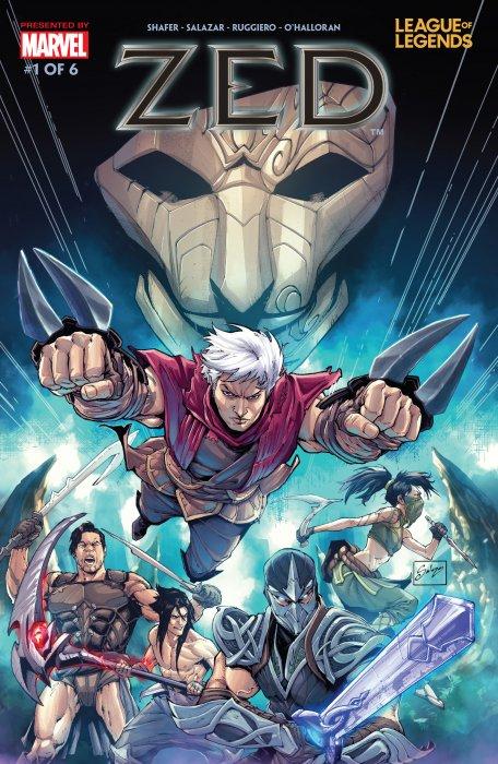 League of Legends - Zed #1