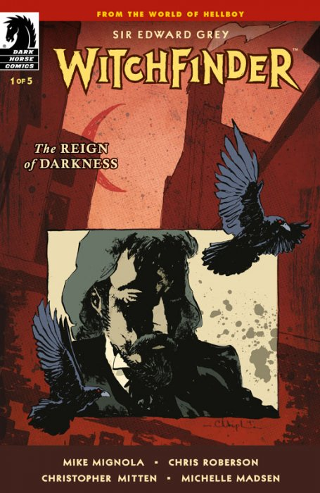 Witchfinder - The Reign of Darkness #1
