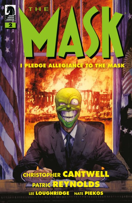 The Mask - I Pledge Allegiance to the Mask #2