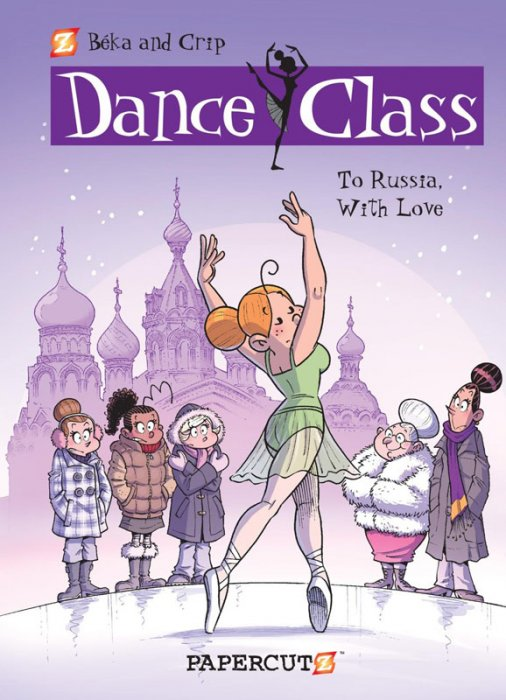 Dance Class #5 - To Russia, With Love