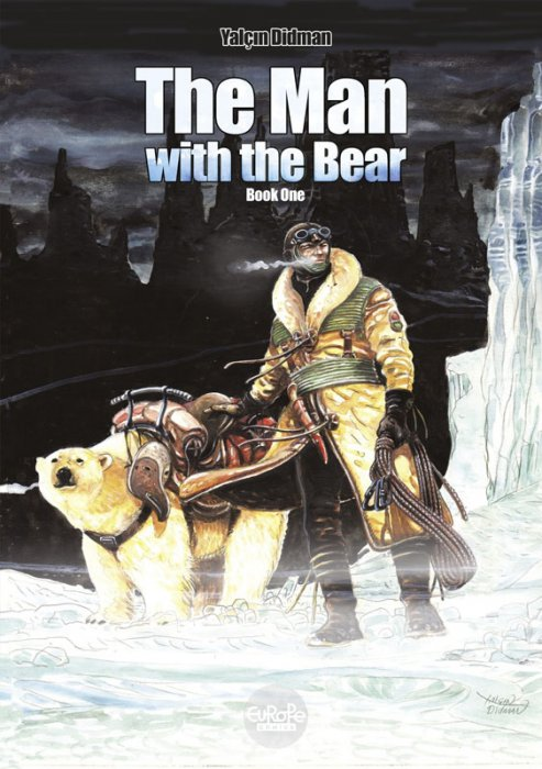 The Man with the Bear Book One