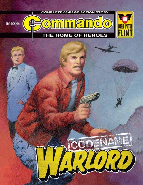 Commando #5255-5281