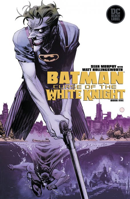Batman - Curse Of The White Knight #5