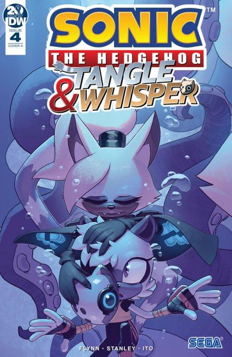 Sonic the Hedgehog - Tangle & Whisper #4