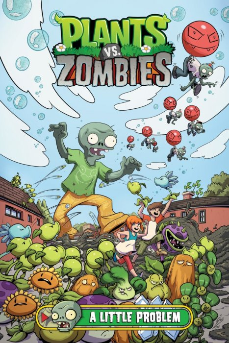 Plants vs. Zombies Vol.14 - A Little Problem