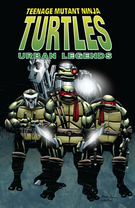 Teenage Mutant Ninja Turtles - Urban Legends Vol.1