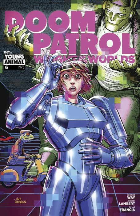 Doom Patrol - Weight of the Worlds #6