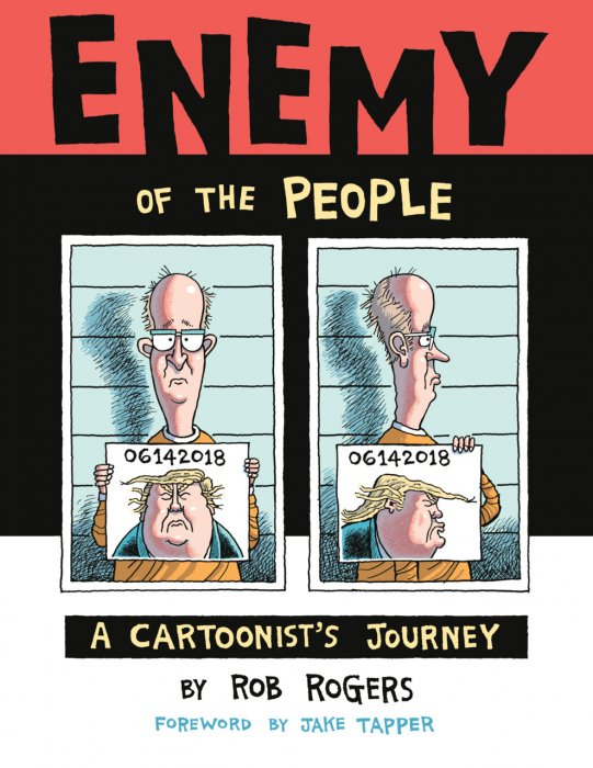 Enemy of the People - A Cartoonist's Journey #1 - GN