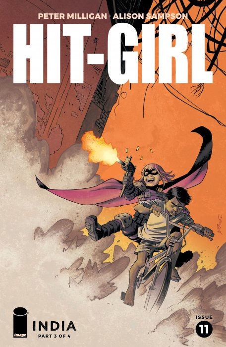 Hit-Girl Season 2 #11