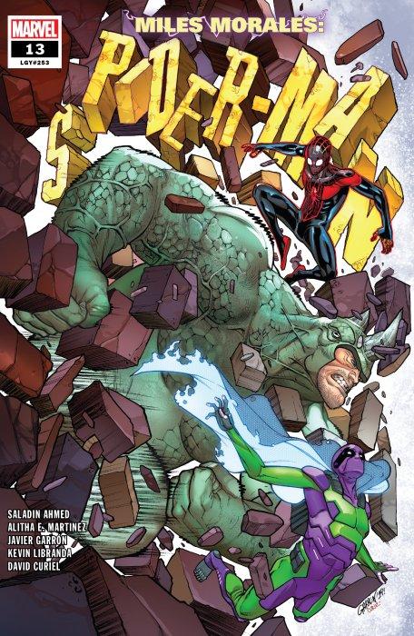 Miles Morales - Spider-Man #13
