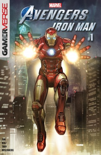 Marvel's Avengers - Iron Man #1