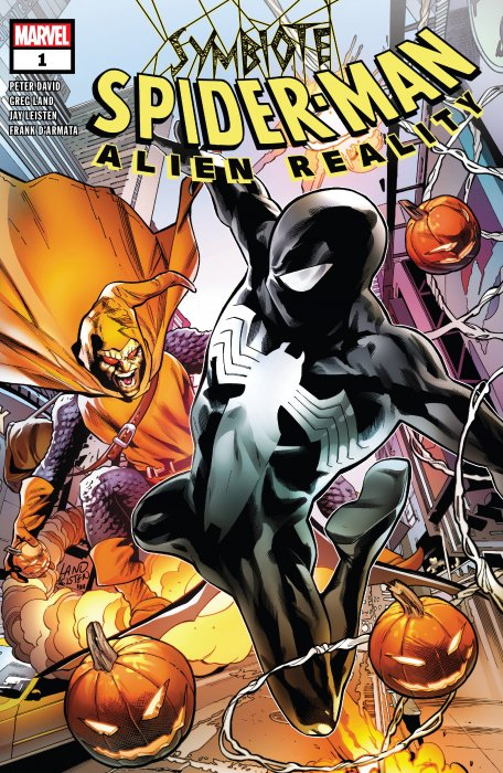 Symbiote Spider-Man - Alien Reality #1