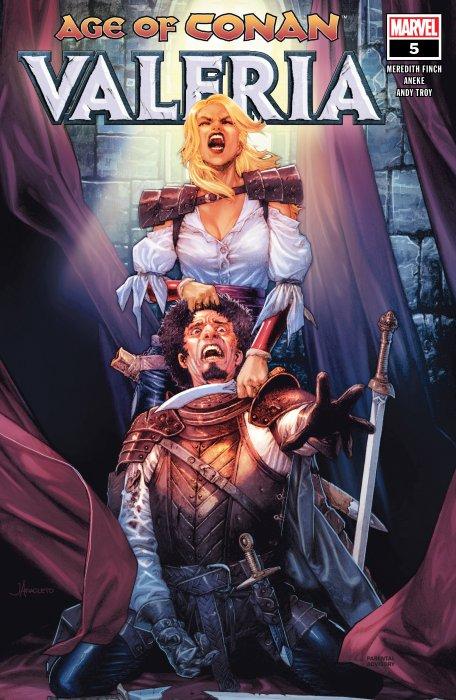 Age of Conan - Valeria #5