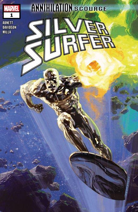 Annihilation - Scourge - Silver Surfer #1