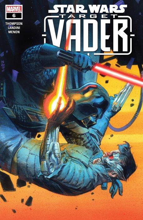 Star Wars - Target Vader #6