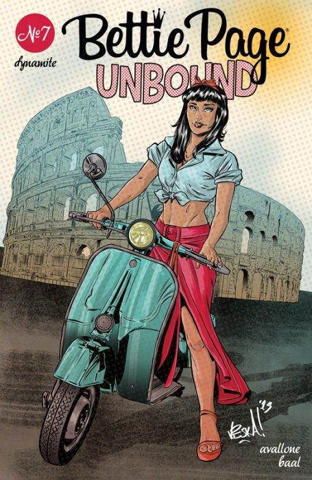 Bettie Page - Unbound #7