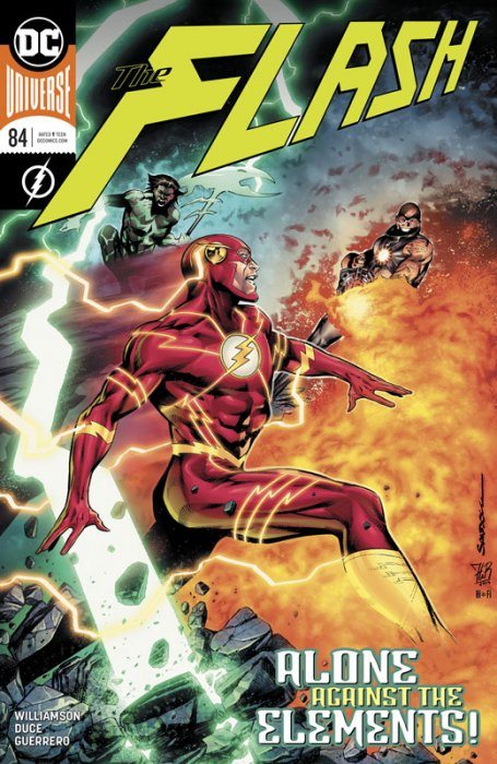 The Flash #84