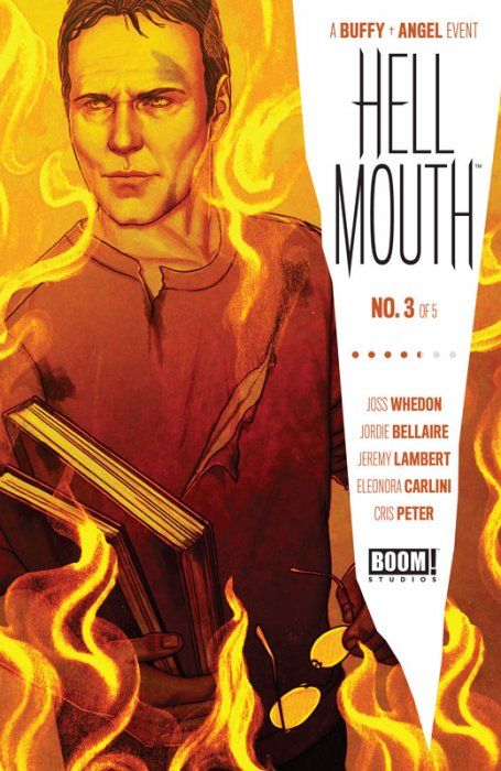 Buffy the Vampire Slayer-Angel - Hellmouth #3