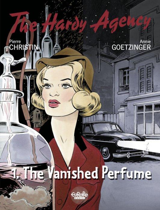 Hardy Agency #1 - The Vanished Perfume