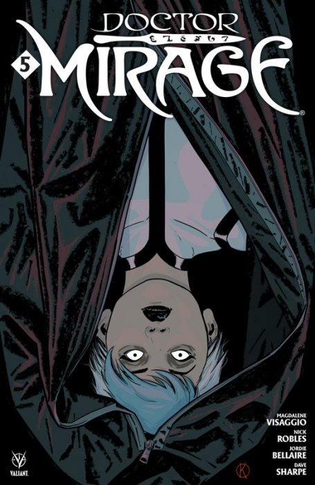 Doctor Mirage #5