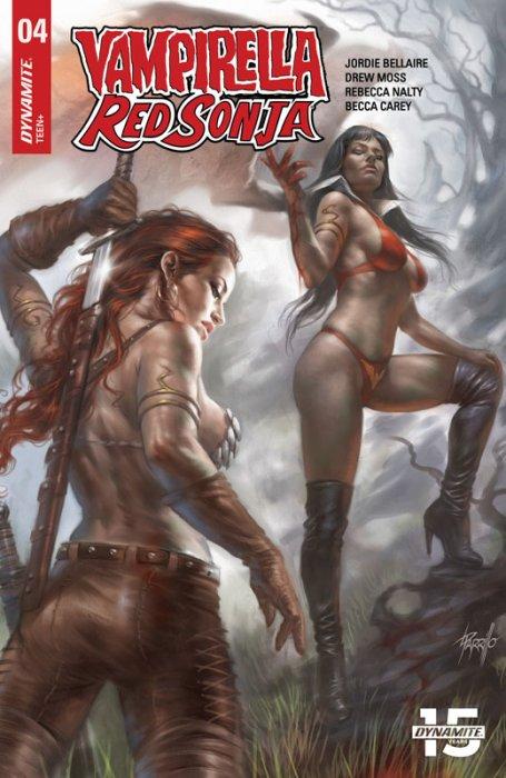 Vampirella - Red Sonja #4