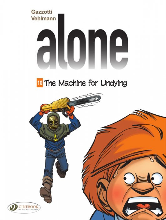 Alone #10 -The Machine for Undying