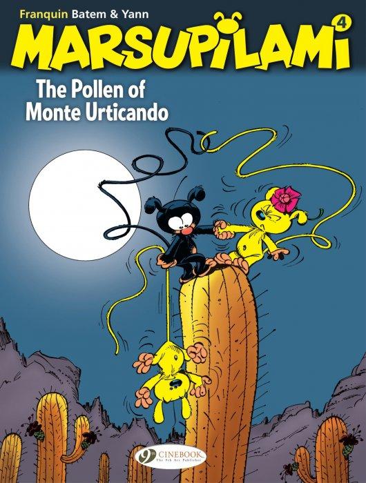 Marsupilami #4 - The Pollen of Monte Urticando