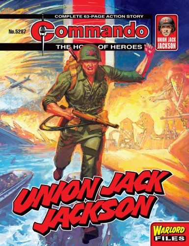 Commando #5287-5290