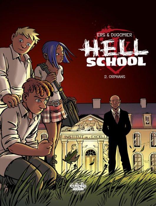 Hell School #2 - Orphans