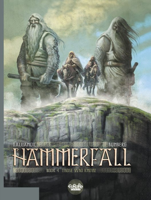 Hammerfall #4 - Those Who Know