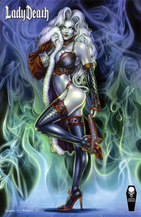 Lady Death Lingerie #1