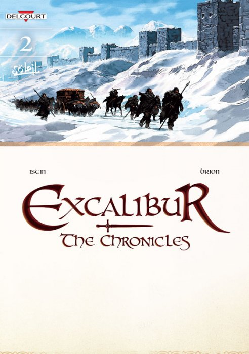 Excalibur - The Chronicles Vol.2 - Cernunnos