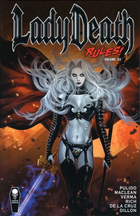 Lady Death Rules Vol.2