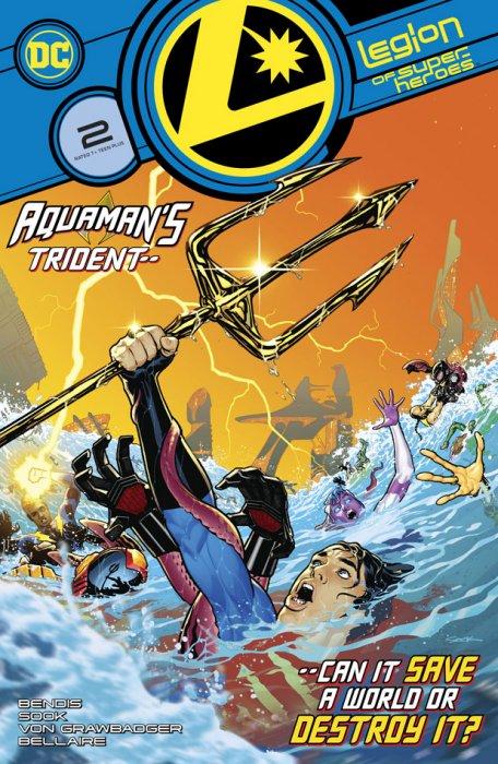 Legion of Superheroes #2