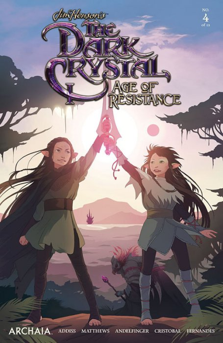 Jim Henson's The Dark Crystal - Age Of Resistance #4