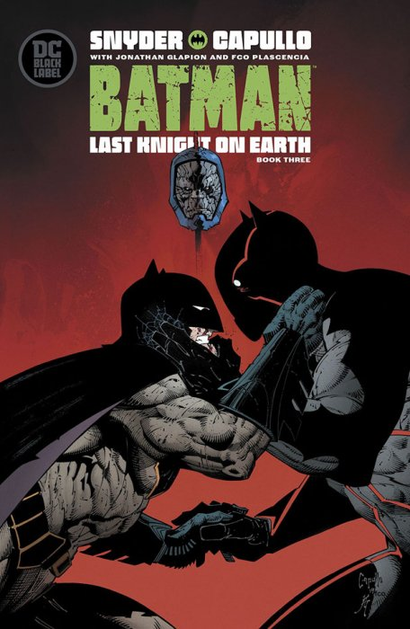 Batman - Last Knight on Earth #3