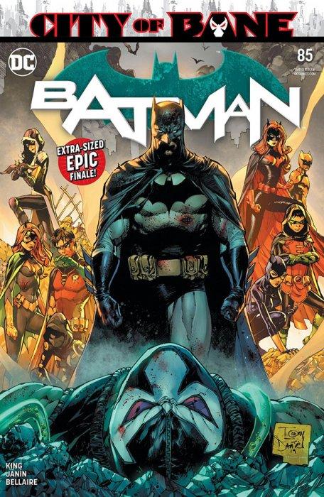 Batman Vol.3 #85