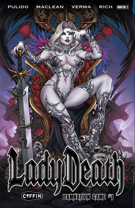 Lady Death Rules #2-7