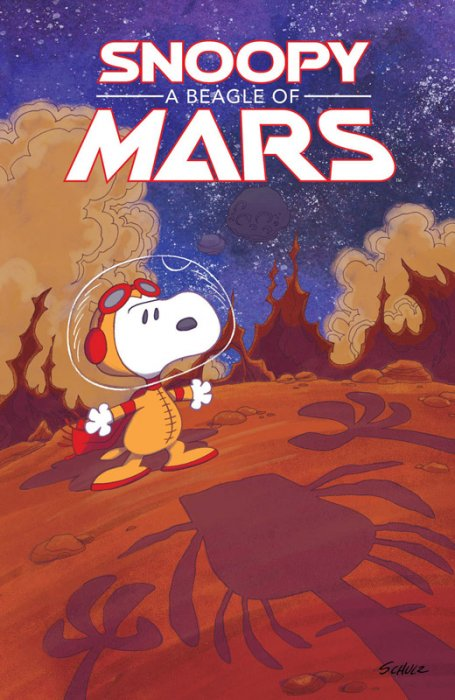 Snoopy - A Beagle of Mars #1 - GN