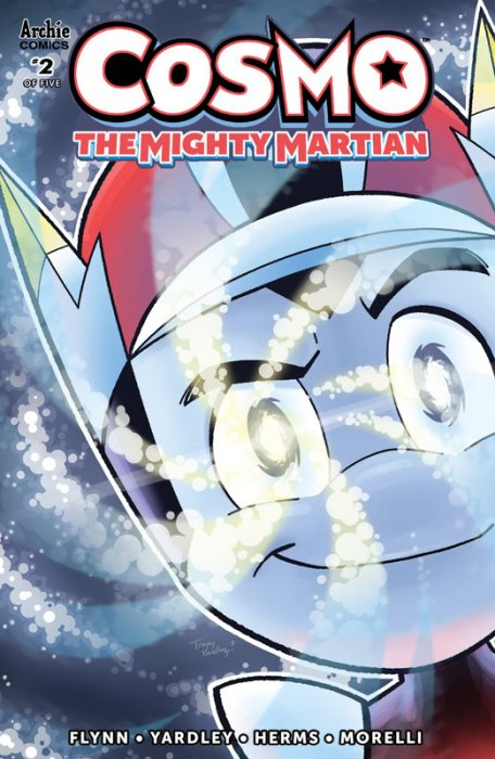 Cosmo the Mighty Martian #2