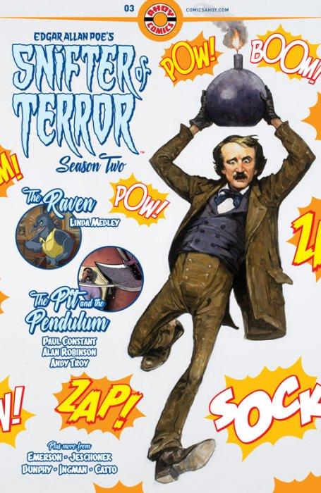 Edgar Allan Poe's Snifter of Terror Season 2 #3