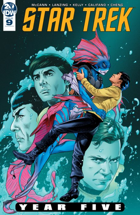 Star Trek - Year Five #9