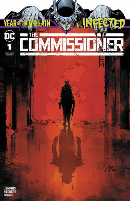 The Infected - The Commissioner #1