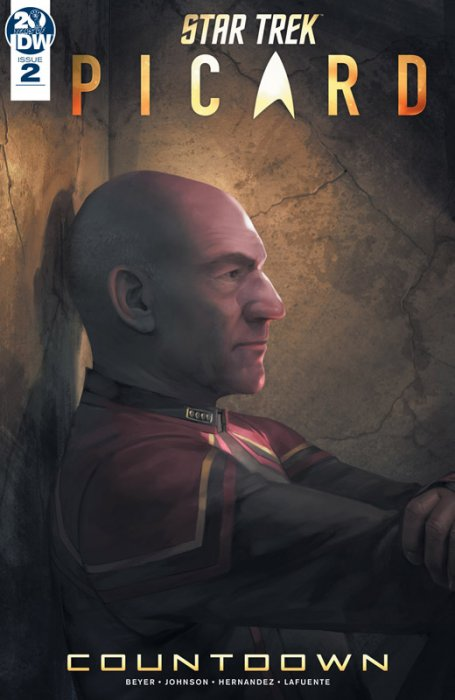 Star Trek - Picard - Countdown #2
