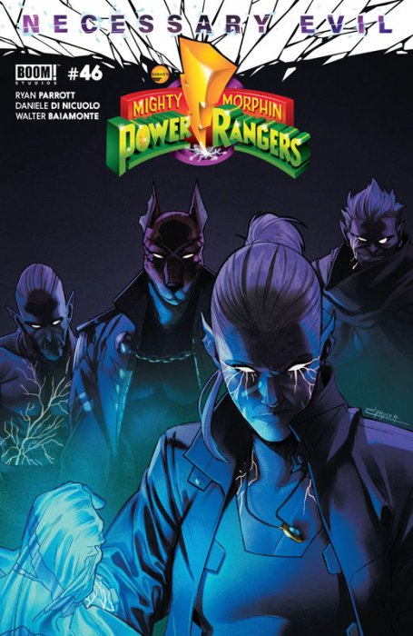 Mighty Morphin' Power Rangers #46
