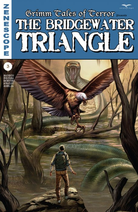 Grimm Tales of Terror presents the Bridgewater Triangle #3