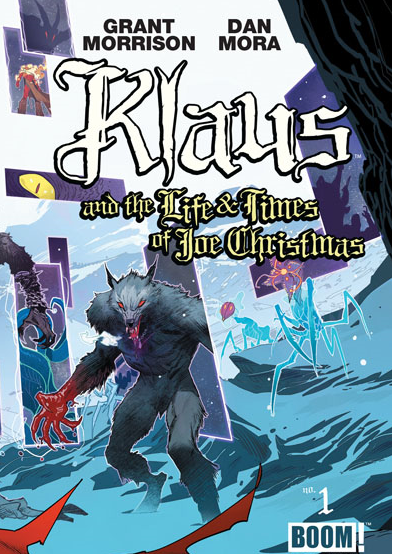 Klaus and the Life and Times of Joe Christmas #1