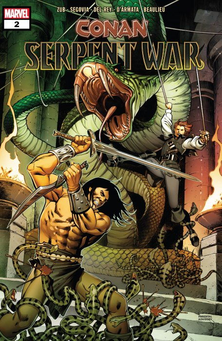 Conan - Serpent War #2