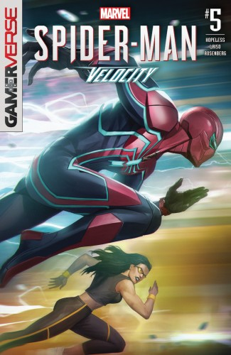 Marvel's Spider-Man - Velocity #5